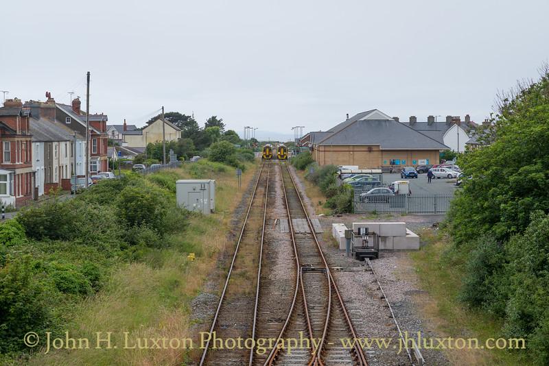 Cambrian Coast Line - Tywyn - July 09, 2021