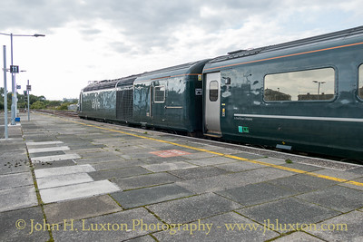 Cornwall Main Line: Plymouth to Penzance - September 16, 2021