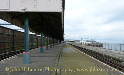Isle of Wight Railway - Ryde Rail - April 08, 2012