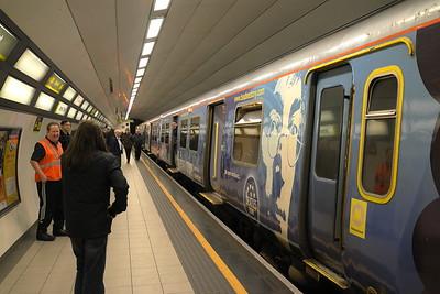 Merseyrail - Liverpool James Street Station - February 07, 2016
