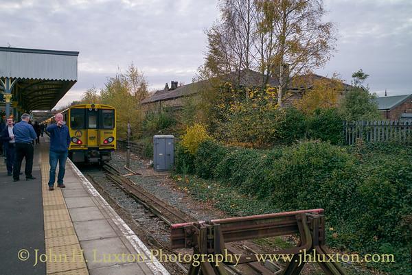 Merseyrail - Ormskirk Station - November 19, 2017