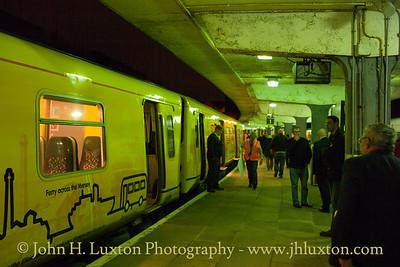 Merseyrail - New Brighton Station - November 19, 2017