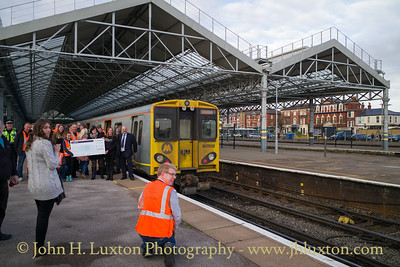 Merseyrail - Southport Chapel Station - November 19, 2017