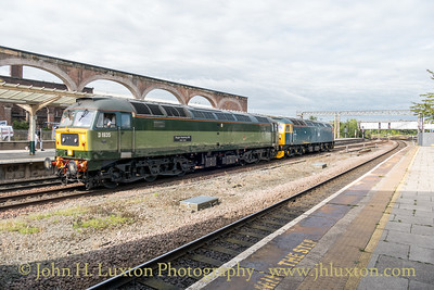 Chester General Station, Cheshire, England - August 26, 2021