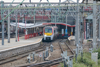 Crewe North Junction, Cheshire - October 17, 2021