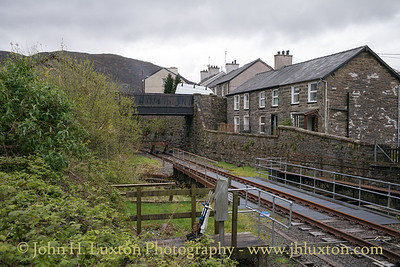The Conwy Valley Line - April 28, 2017