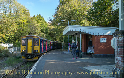 The Tamar Valley Line - October 25, 2018