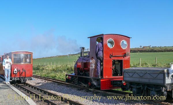 Lynton and Barnstaple Railway - October 23, 2007