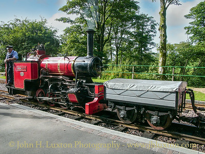 The Lynton and Barnstaple Railway - August 21, 2005