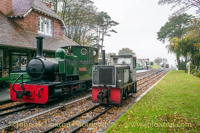 Lynton and Barnstaple Railway, October 24, 2016