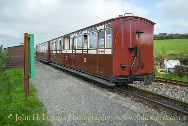 Lynton and Barnstaple Railway, October 21, 2018