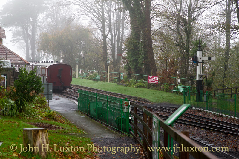 Lynton and Barnstaple Railway, October 23, 2017