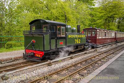 Lynton and Barnstaple Railway, May 22, 2021