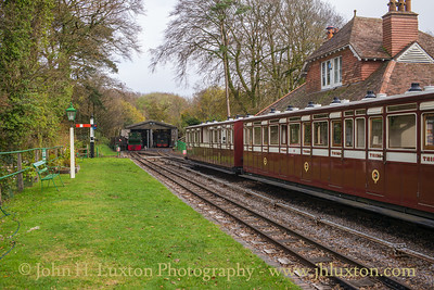 Lynton and Barnstaple Railway, October 28, 2019