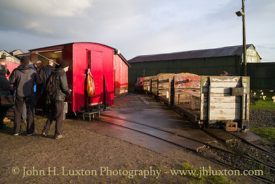 West Lancashire Light Railway - November 17, 2017