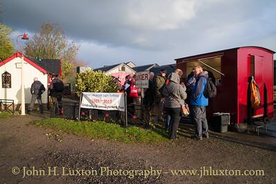 West Lancashire Light Railway - November 17, 2017