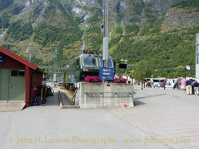 Flåmsbana- The Flåm Railway - August 06, 2012