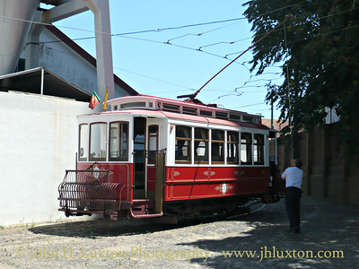 Lisbon Carris Tramway Museum - August 2010