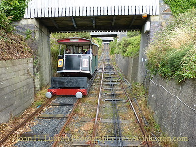 Aberystwyth Cliff Railway - August 04, 2013
