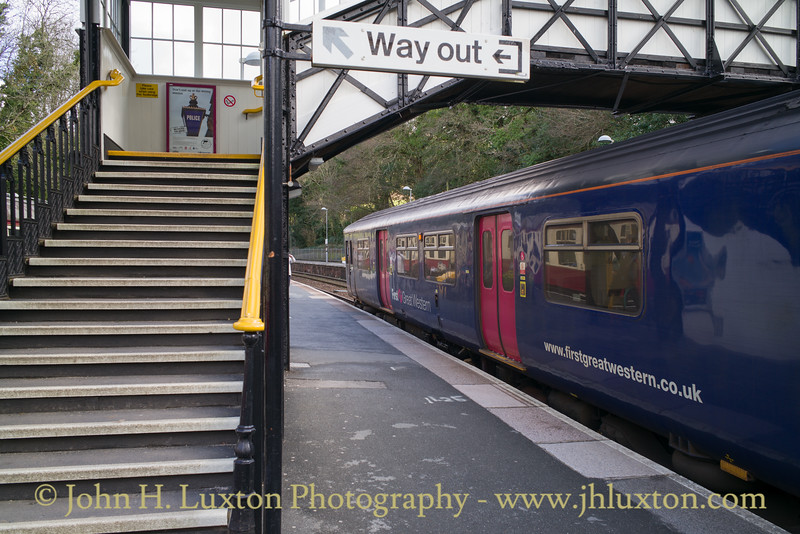 Bodmin and Wenford Railway - March 28, 2018