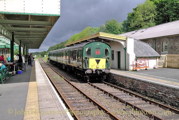 The Dartmoor Railway - May 25, 2014