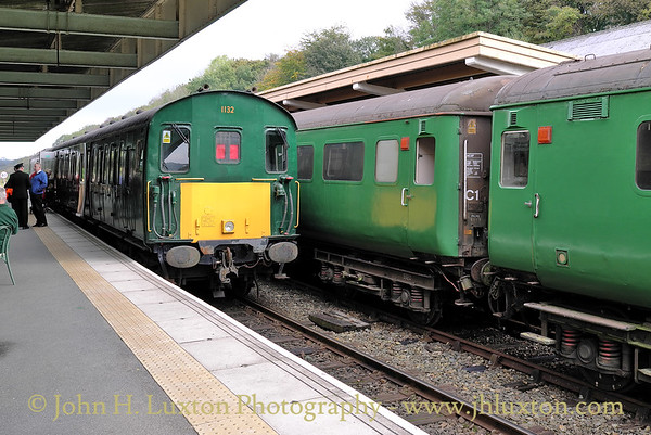 The Dartmoor Railway - October 21, 2012