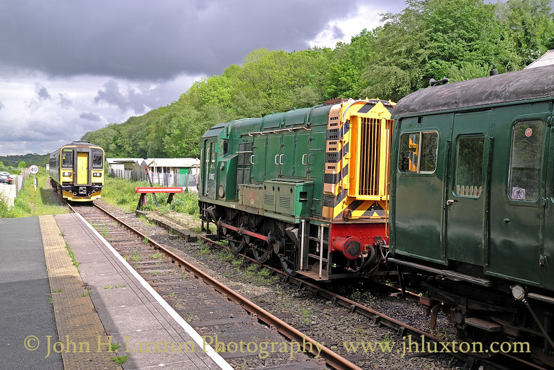 The Dartmoor Railway - May 25, 2014