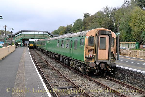The Dartmoor Railway - October 21, 2012