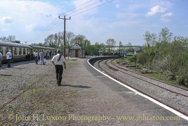 Dean Forest Railway - April 22, 2011