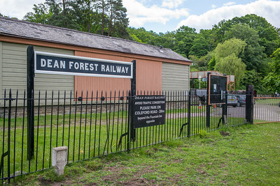 Dean Forest Railway - May 27 , 2019