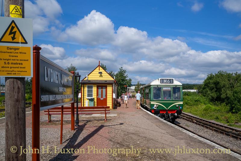 Dean Forest Railway - July 14, 2021