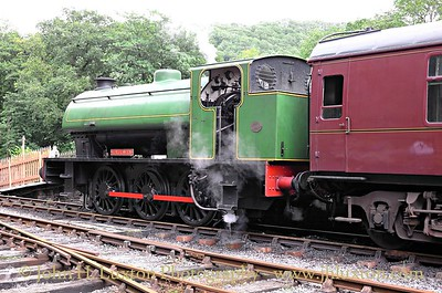 The Gwili Railway - August 10, 2015