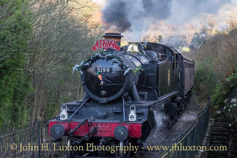 Llangollen Railway - December 22, 2019