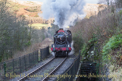 Llangollen Railway - December 22, 2019