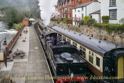 Llangollen Railway - March 14, 2020