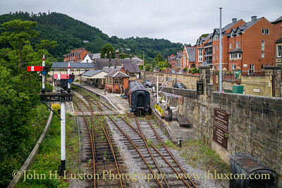 Llangollen Railway - June 23, 2020
