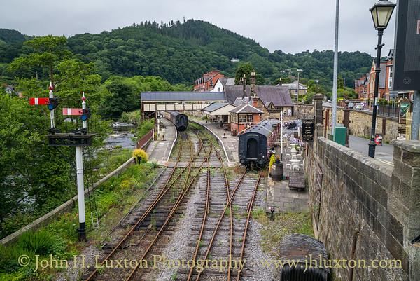 Llangollen Railway - June 23, 2020
