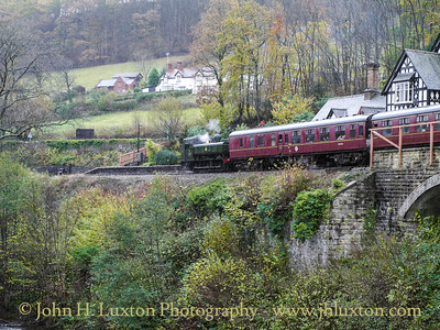 Llangollen Railway - November 07, 2009