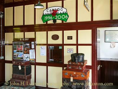 Llangollen Railway - May 30, 2009