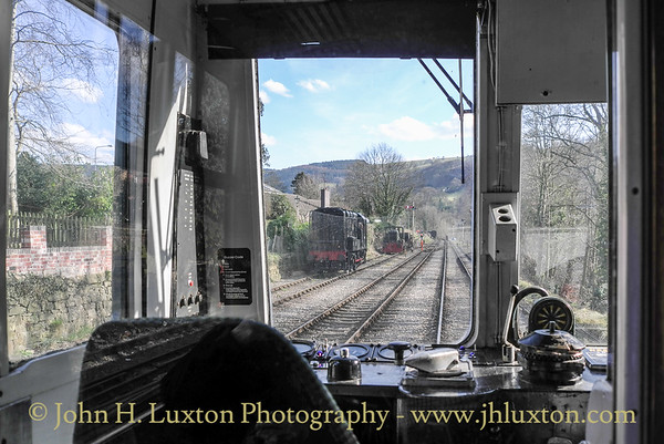 Llangollen Railway - March 19, 2013