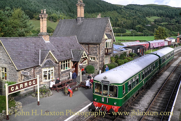 Llangollen Railway - October 05, 2013