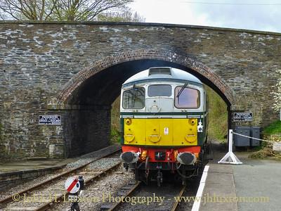 Llangollen Railway - May 04, 2013