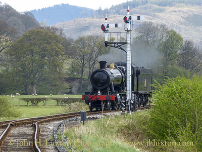 Llangollen Railway - May 05, 2013