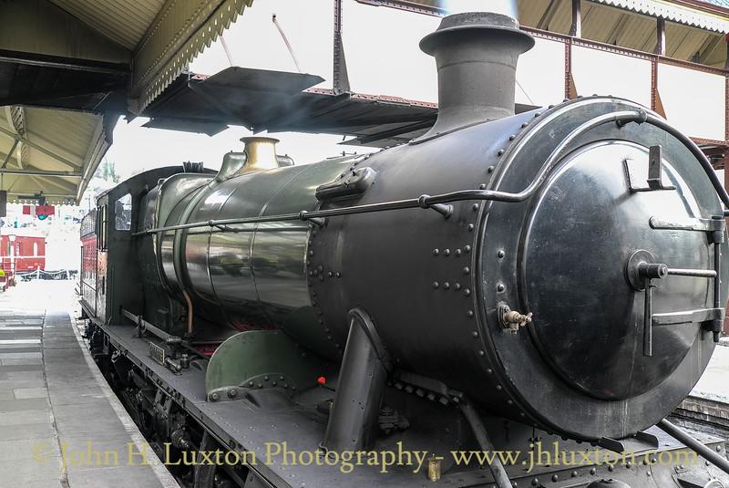 Llangollen Railway - February 15, 2012