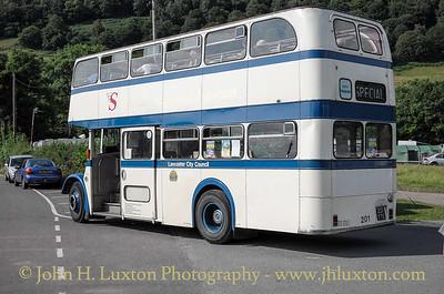 Llangollen Railway 1960s Gala; July 26, 2014