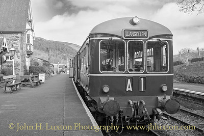 Llangollen Railway - March 08, 2014