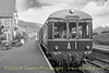 Wickham Railcar at Carrog after arrival on the 15:10 from Llangollen - March 08, 2014