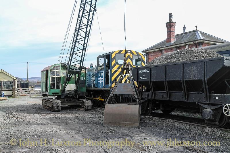 Llangollen Railway - March 08, 2014