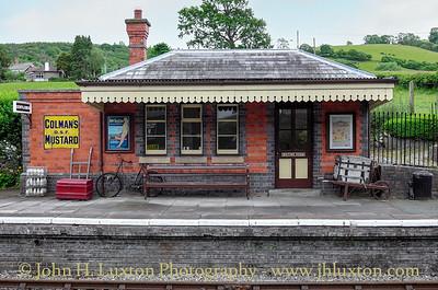 Llangollen Railway 2015