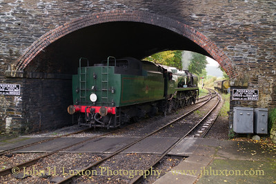 Llangollen Railway - Along South Western Lines Gala - October 14, 2017